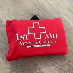 First aid kit!  Never used good conditon!